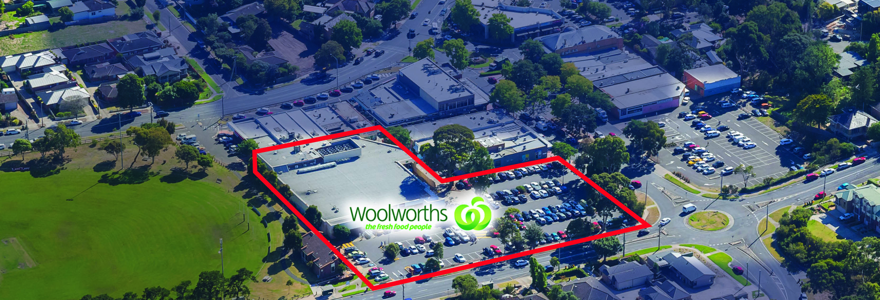 Woolworths Highton