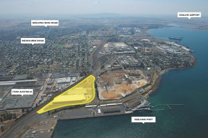 Final marked aerial 75-105 Corio Quay Road, North Shore